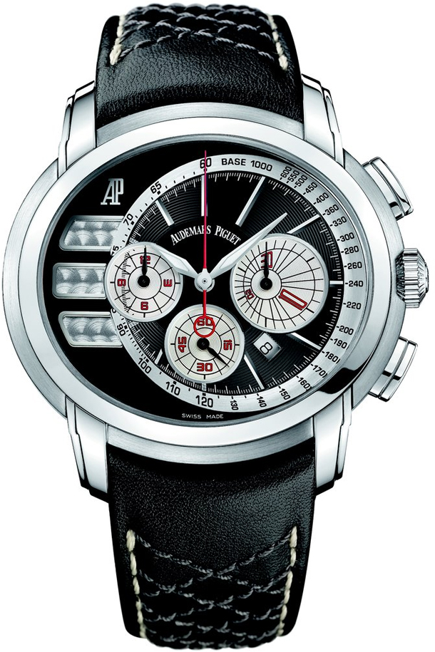 Audemars Piguet Millenary Watch for Tour Auto 2011 Soldat