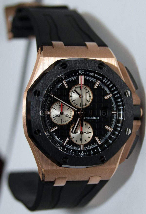 Audemars Piguet Royal Oak Offshore Chronograph 26400RO.OO.A002CA.01 Live