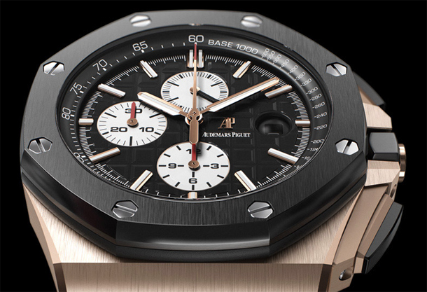 Audemars Piguet Royal Oak Offshore Chronograph 26400RO.OO.A002CA.01 Side