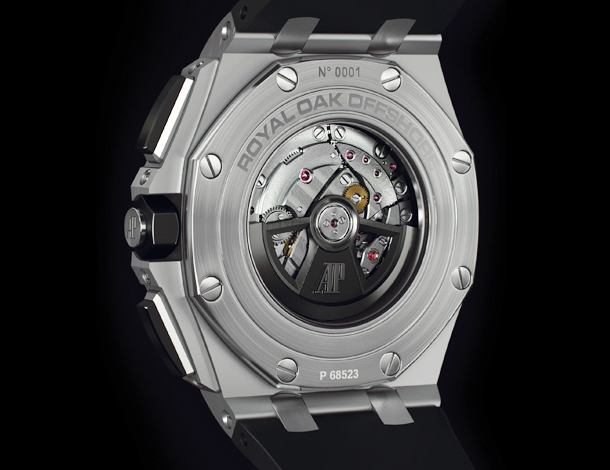 Audemars Piguet Royal Oak Offshore Chronograph 26400SO.OO.A002CA.01 Back