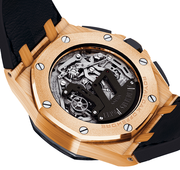 Audemars Piguet Royal Oak Offshore Tourbillon Chronograph 26288OF.OO.D002CR.01 Back