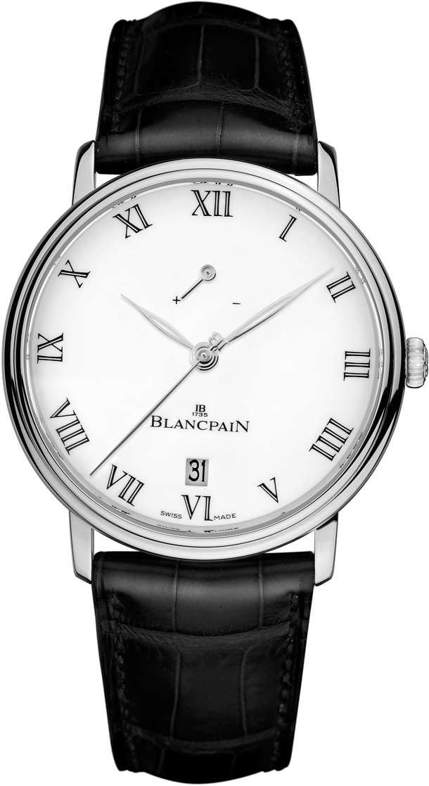Blancpain Villeret Manual Winding Power Reserve '8 Jours' 6613-3431-55B