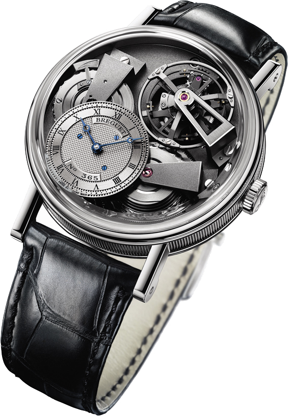 Breguet Tradition 7047PT/11/9ZU Fusee Tourbillon