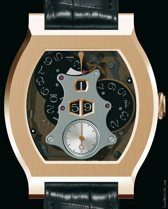 F.P. Journe Vagabondage II Rose Gold
