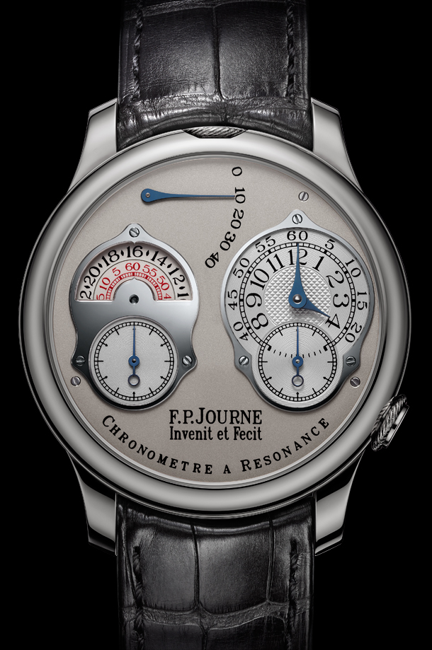 F.P. Journe Chronometre a Resonance 2010 Platinum