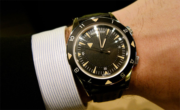Jaeger-LeCoultre Memovox Tribute to DeepSea Europe Q2028470 OnHand