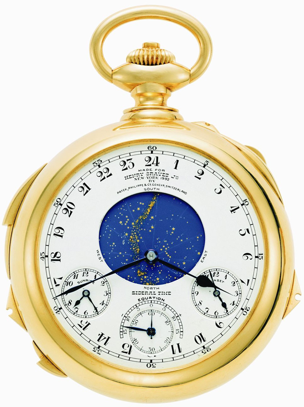 Patek Philippe The Graves Supercomplication