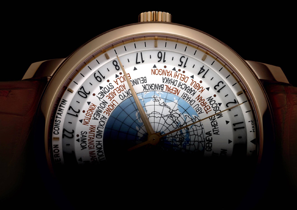 Vacheron Constantin Patrimony Traditionnelle World Time 86060_000R-9640 Night