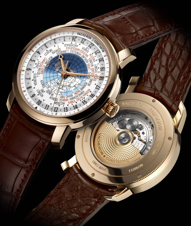 Vacheron Constantin Patrimony Traditionnelle World Time 86060_000R-9640 Press