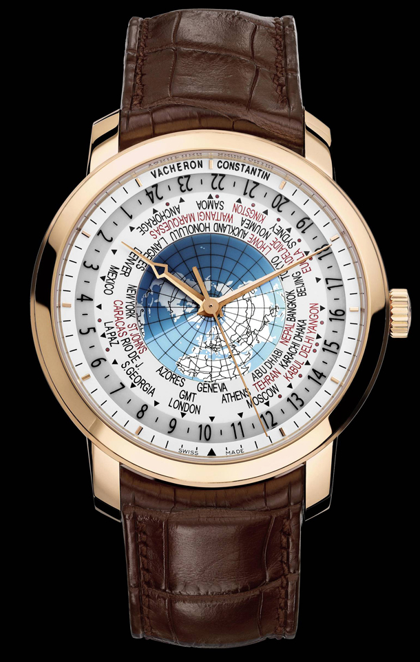Vacheron Constantin Patrimony Traditionnelle World Time 86060/000R-9640