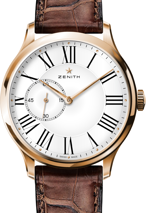 Zenith Elite 681 Ultra Thin 18.2010.681/11.C498