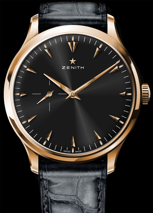 Zenith Elite 681 Ultra Thin 18.2010.681/21.C493
