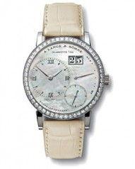 A. Lange and Sohne » _Archive » Little Lange 1 `Soiree` » 813.029