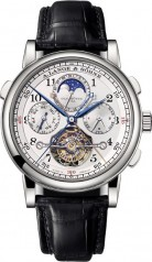 A. Lange and Sohne » _Archive » 165 Years - Homage to F.A. Lange Tourbograph Perpetual 'Pour le Merite' » 706.025