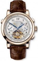 A. Lange and Sohne » _Archive » 165 Years - Homage to F.A. Lange Tourbograph `Pour le Merite` » 712.050
