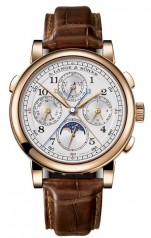 A. Lange and Sohne » 1815 » 1815 Rattrapante Perpetual Calendar » 421.032