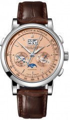 A. Lange and Sohne » Datograph » Datograph Perpetual Tourbillon » 740.056