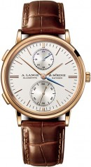 A. Lange and Sohne » Saxonia » Saxonia Dual Time » 386.032