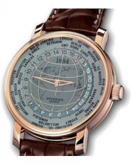 Andersen Geneve » 1884 Worldtime » 1884 Worldtime Or Rouge » 1884 Worldtime Or Rouge