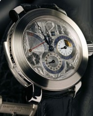 Antoine Preziuso » The Unique and Artistic » Quarter Repeater Perpetual Calendar » Quarter Repeater Perpetual Calendar