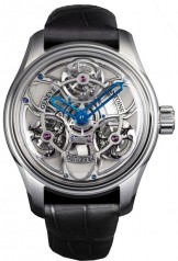 Antoine Preziuso » Tourbillons » Chronometer Tourbillon of Tourbillons » AFP-TTR-3X