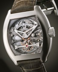 Antoine Preziuso » Tourbillons » The Art of Tourbillon » Antoine Preziuso Tourbillon WG Tonneua