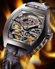 Antoine Preziuso » Tourbillons » The Art of Tourbillon » BLACK DEVIL – BD