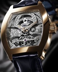 Antoine Preziuso » Tourbillons » The Art of Tourbillon » Pink Gold Tourbillon
