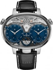 Armin Strom » Armin Strom » Dual Time Resonance Sapphire » Dual Time Resonance WG
