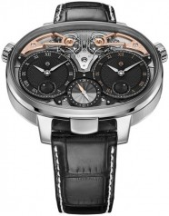 Armin Strom » Armin Strom » Masterpiece 1 Dual Time Resonance » T118-RGMT.90
