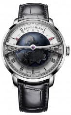 Arnold & Son » Instrument Collection » Globetrotter » 1WTASB01AC121S