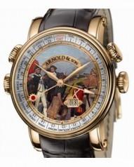 Arnold & Son » Royal Collection » Hornet James Cook » 1H6AP.D05A.C60B