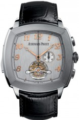 Audemars Piguet » _Archive » Classic Tradition Tourbillon Minute Repeater Chronograph » 26564IC.OO.D002CR.01