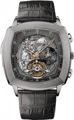 Audemars Piguet » _Archive » Classic Tradition Tourbillon Minute Repeater Chronograph » 26573TI.OO.D112CR.01
