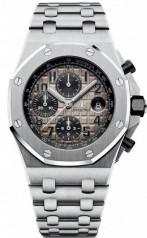 Audemars Piguet » _Archive » Royal Oak Offshore Chronograph 42 » 26470PT.OO.1000PT.01