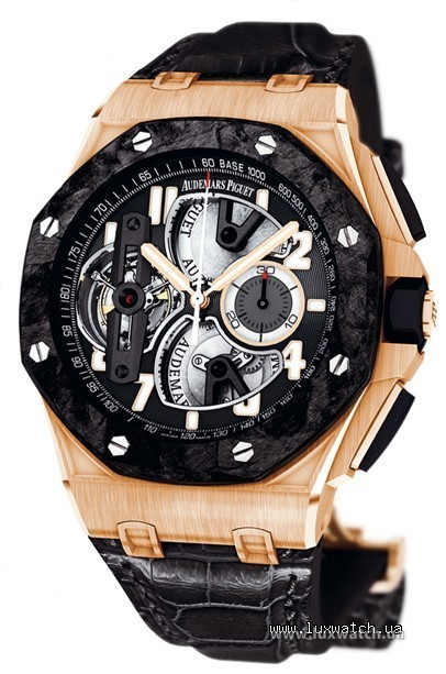 Audemars Piguet » _Archive » Royal Oak Offshore Tourbillon Chronograph Hand-Wound » 26288OF.OO.D002CR.01