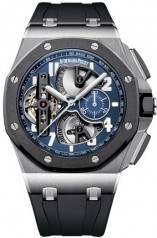 Audemars Piguet » _Archive » Royal Oak Offshore Tourbillon Chronograph Hand-Wound » 26388PO.OO.D027CA.01