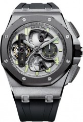Audemars Piguet » _Archive » Royal Oak Offshore Tourbillon Chronograph Hand-Wound » 26387IO.OO.D002CA.01