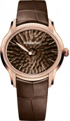 Audemars Piguet » Millenary » Frosted Gold Philosophique » 77266OR.GG.A823CR.01
