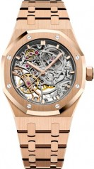 Audemars Piguet » Royal Oak » Double Balance Wheel Openworked 37 mm » 15467OR.OO.1256OR.01