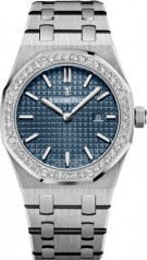 Audemars Piguet » Royal Oak » Quartz Platinum and Titanium » 67651IP.ZZ.1261IP.01