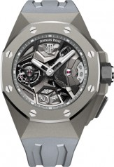 Audemars Piguet » Royal Oak Concept » Concept Flying Tourbillon GMT » 26589TI.GG.D006CA.01