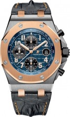 Audemars Piguet » Royal Oak Offshore » Chronograph 42mm » 26471SR.OO.D101CR.01