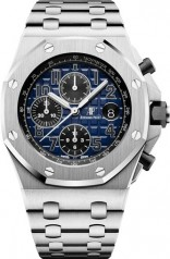 Audemars Piguet » Royal Oak Offshore » Chronograph 42mm » 26470PT.OO.1000PT.02