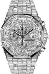 Audemars Piguet » Royal Oak Offshore » Chronograph Gold Jeweled » 26473BC.ZZ.8043BC.01
