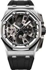 Audemars Piguet » Royal Oak Offshore » Tourbillon Chronograph 25th Anniversary » 26421ST.OO.A002CA.01