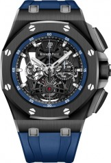 Audemars Piguet » Royal Oak Offshore » Tourbillon Chronograph Openworked » 26407CE.OO.A030CA.01