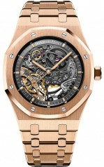 Audemars Piguet » Royal Oak » Double Balance Wheel Openworked » 15407OR.OO.1220OR.01