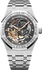 Audemars Piguet » Royal Oak » Double Balance Wheel Openworked » 15412BC.ZZ.1220BC.01