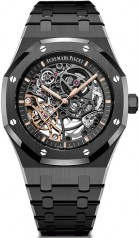 Audemars Piguet » Royal Oak » Double Balance Wheel Openworked » 15416CE.OO.1225CE.01